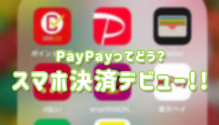 健康な未来 paypayデビュー